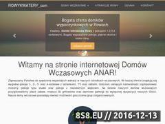 Miniaturka domeny rowykwatery.com