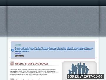 Zrzut strony Sprzątanie - royal-house.com.pl