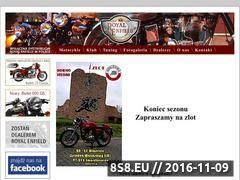 Miniaturka domeny www.royalenfield.com.pl