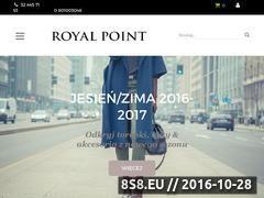 Miniaturka domeny www.royalpoint.pl