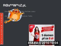 Miniaturka domeny rozbawiacz.pl