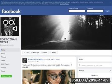 Zrzut strony Wideofilmowanie Poznań