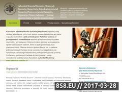 Miniaturka domeny www.rozwod.szczecin.pl