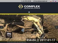 Miniaturka domeny www.rpcomplex.pl