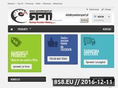 Miniaturka domeny rpmotorsport.pl