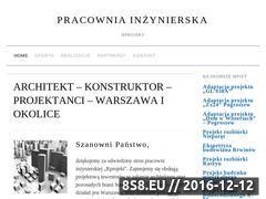 Miniaturka domeny www.rprojekt.com.pl