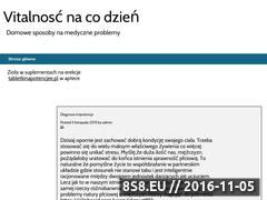 Miniaturka domeny rsslivesport.pl