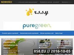 Miniaturka domeny www.rssy.pl
