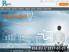Thumbnail of Offshore Software Development Website