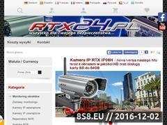 Miniaturka domeny rtx24.pl