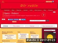 Miniaturka domeny www.rubin.katkara888.com
