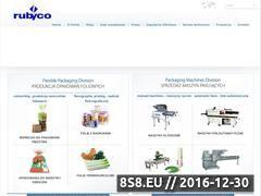 Miniaturka domeny www.rubyco.pl
