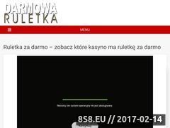 Miniaturka domeny ruletka-darmowa.pl