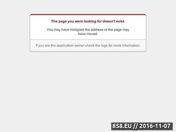 Zrzut strony System Gry w Ruletkę Online