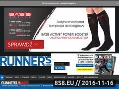 Miniaturka domeny runners-world.pl