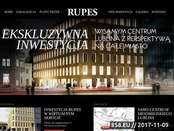 Zrzut strony Apartamenty Lublin