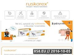 Miniaturka domeny ruskorex.pl