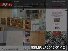 Miniaturka domeny rust.com.pl