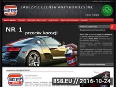 Miniaturka domeny www.rustcheckcorolon.pl