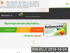 Miniaturka domeny rutinoscorbin.pl