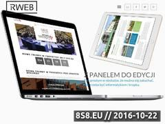 Miniaturka domeny rweb.pl