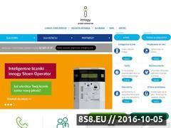 Miniaturka domeny www.rwestoenoperator.pl