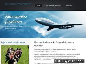Zrzut strony Tanie linie lotnicze Ryanair