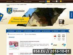Miniaturka domeny www.rybczewice.pl