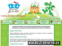 Miniaturka domeny www.rycerskizamek.pl