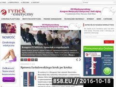 Miniaturka domeny www.rynekestetyczny.pl