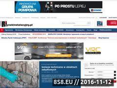 Miniaturka domeny www.rynekinstalacyjny.pl