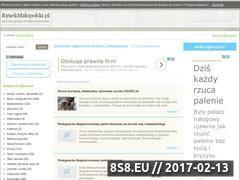 Miniaturka domeny www.rynekmalopolski.pl