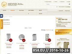 Miniaturka domeny www.ryneksrebra.pl