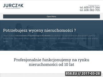 Zrzut strony Wycena domu, mieszkania, działki - Kraków i okolice