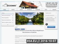 Miniaturka domeny www.rzeczoznawcy.krakow.pl