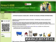 Miniaturka domeny www.s-kom.pl