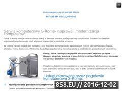Miniaturka domeny s-komp.net