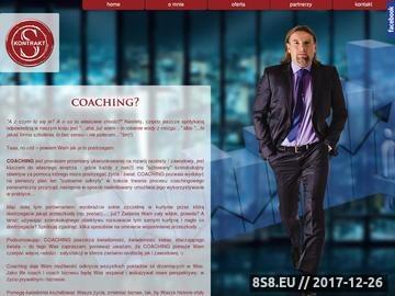 Zrzut strony Coaching dla wymagających w mieście Wrocław Sebastian Siwy