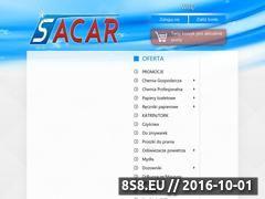 Miniaturka domeny sacar.pl