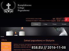 Miniaturka domeny www.sacrum.olsztyn.pl