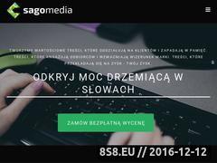 Miniaturka domeny sagomedia.pl