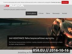 Miniaturka domeny www.sagra.rzeszow.pl