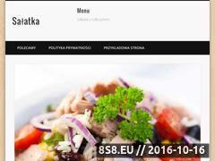 Miniaturka domeny salatka-przepis.pl