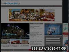 Miniaturka domeny www.salekonferencyjne.pl
