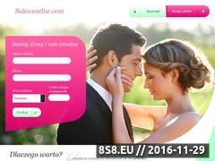 Miniaturka domeny www.saleweselne.com