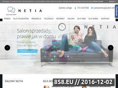 Miniaturka domeny salon-netia.pl