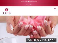 Miniaturka domeny salon-tina.pl