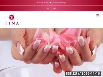 Zrzut strony Kosmetyka Warszawa Śródmieście
