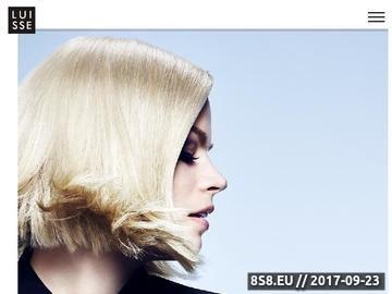 Zrzut strony Fryzjerstwo Łódź