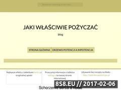 Miniaturka domeny www.salonmaryia.pl
